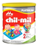Spesifikasi Morinaga Chil Mil Platinum Moricare 800 G Morinaga