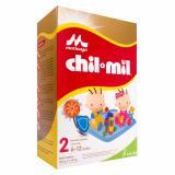Jual Morinaga Chil Mil Regular Tahap 2 Box 2X400Gr Lengkap