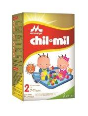 Spesifikasi Morinaga Chil Mil Reguler 2 X 400 G