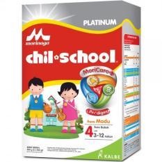 Morinaga Chil School Moricare Platinum Tahap 4 Madu Box - (2x400gr)