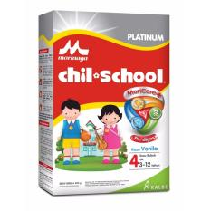 Beli Morinaga Chil Sch**L Moricare Platinum Tahap 4 Vanila Box 2X400Gr Baru
