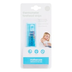 Mothercare Forehead Thermometer Strips By Mothercare & Elc.