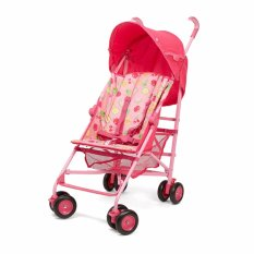 Jual Mothercare Jive Stroller With Hood Cutey Fruity Branded
