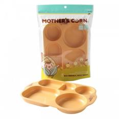 Harga Termurah Mother S Corn Round Meal Plate