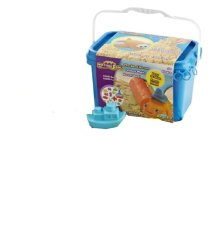 Jual Motion Sand Bucket Learning Set 3Y 800Gr Motion Sand