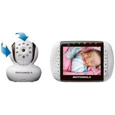 Motorola Mbp36 Baby Monitors 2 Putih Motorola Diskon 40