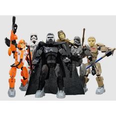 MSM Mainan Robot Universe War 976-1B/981-1B - Model Random