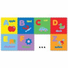Evamats Puzzle Gambar Abjad Karpet - 26 Pcs
