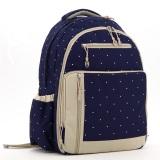 Harga Multifunction Baby Diaper Bags Mama Organizer Bag L130 Navyblue Origin