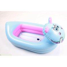 Munchkin Baby Tub (Kuda Nill) Bak Mandi Renang Hadiah Lahiran Anak