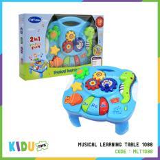 Mainan Musical Learning Table 1088