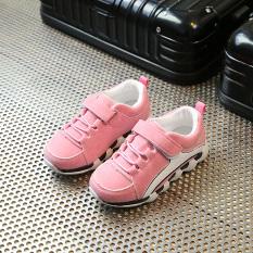 Sepatu Sneakers Musim Gugur Baru Sepatu Anak Korea Fashion Style Siswa