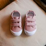 Beli Sayang Musim Semi Dan Gugur Baru Sepatu Kets Putih Anak Kanvas Sepatu Kredit Tiongkok
