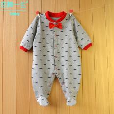 Gaun Katun Bayi Umur 0-1 Tahun