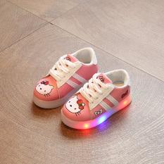 Musim Semi Dan Musim Gugur Anak-anak Sepatu Sneakers