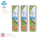 Review My Baby Minyak Telon Plus 90 Ml 3 Pcs Terbaru