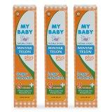 Review Toko My Baby Paket Hemat Minyak Telon Plus Longer Protection 90Ml 3Pcs Mtk041