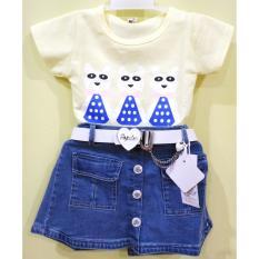Review My Style Popular Baju Anak Bayi Stelan Perempuan Terbaru