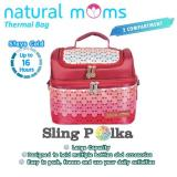 Promo Natural Moms Cooler Bag Sling Di Indonesia