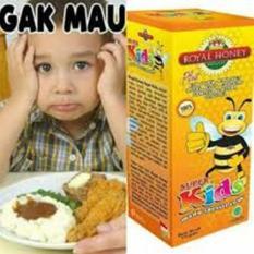 Review Natural Royal Honey Super Kids Madu Kids Nasa Jawa Tengah