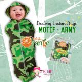 Yooberry Nea Orange Bedong Instan Army Original