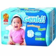 Jual Nepia Genki Pants M 32 Online