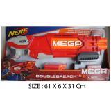 Spesifikasi Nerf Mega Doublebreach Yang Bagus