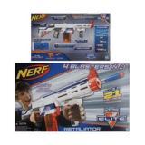 Spek Nerf Nrra0713 Nstrike Elite Retaliator Blaster