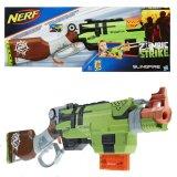 Jual Nerf Zombie Strike Slingfire Mainan Anak Orange Green