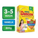 Harga Nestle Dancow 3 Advanced Excelnutri Susu Pertumbuhan Anak 3 5 Tahun Rasa Vanila 800Gr Seken