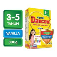 Nestle Dancow 3 Advanced Excelnutri Susu Pertumbuhan Anak 3 5 Tahun Rasa Vanila 800Gr Banten Diskon