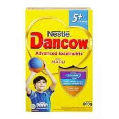 Spesifikasi Nestle Dancow Advanced Excelnutri Plus 5 12 Tahun 800Gr Madu Murah Berkualitas