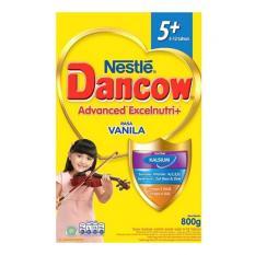 Nestle Dancow Advanced Excelnutri Plus 5 12 Tahun 800Gr Vanila Di Dki Jakarta