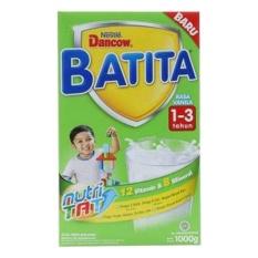 Jual Nestle Dancow Batita Nutri Tat Susu Formula Pertumbuhan Anak 1 3 Tahun Rasa Vanila 1000Gr Dancow Ori
