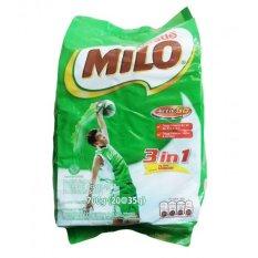 Jual Nestle Milo 3 In 1 Active Go 700Gr 20X35Gr Grosir