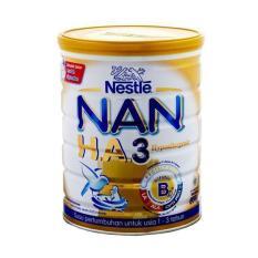 Jual Nestle Susu Formula Nan Ha Pro 3 800Gr Branded