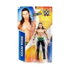 NEW ADAM ROSE BUNNY ROSE BUD BASIC SERIES 50 #32 NXT FIGURE WWE WRESTLING MATTEL WWF