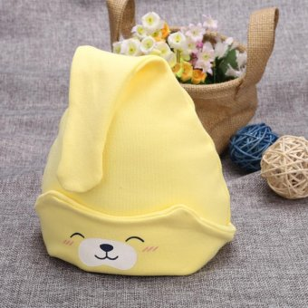 Harga preferensial Bayi Baru Baru Lahir Unisex Topi Katun Lucu Cetak Kasual  Tidur Beanie Cap-Intl beli sekarang - Hanya Rp39.260 e60b625f5f