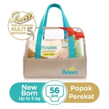 Promo New Born Gift Set Pampers Popok Perekat Nb 2X28 Premium Care East Kalimantan