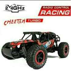 NEW MUSCLE BUGGY OFFROAD RC CAR 2.4GHz - Mobil Off Road Remote Control