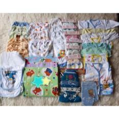 Spesifikasi New Paket Perlengkapan Bayi Baby Boy Newborn Bayi Baru Lahir Murah Hemat Yang Bagus