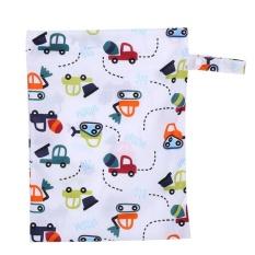Jual Beli Online Baru Portable Cloth Nappy Washable Reusable Baby Kantong Popok 1 Intl