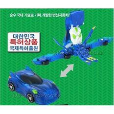 NEW TURNING MECARD OCTA BLUE Transformer CAR Robot/Korea Animation plastic model /ITEM#G839GJ UY-W8EHF3174698