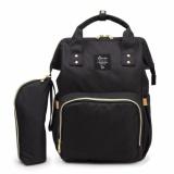 Beli Baru Upgrade Fashion Mummy Maternity Lampin Tas Kapasitas Besar Tas Bayi Travel Backpack Designer Keperawatan Bag Baby Perawatan Intl Pakai Kartu Kredit