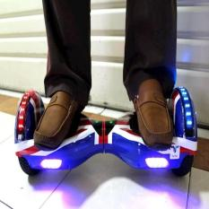 New Version Smart Balance Wheel LED Remote Bluetooth Tas Hoverboard