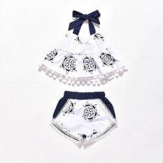 Jual Bayi Yang Baru Lahir 2 Pcs Set Bodysuits Without Lengan Bang Pendek Pakaian Lucu Yang Dapat Membuat Orang Yang Melihatnya Tertawa Terbahak Bahak Atau Justru Kesal Karena Merasa Branded Murah