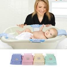 Bayi Bath Tub Kursi Soft Baby BathTub Rings Net Anak-anak Bathtub Bayi Keselamatan Dukungan Keamanan Baby Shower-Intl