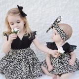 Harga Baru Lahir Bayi Perempuan Baju Monyet Pakaian Kontes Tutu Gaun Jersey Rayon Headband Oem Tiongkok