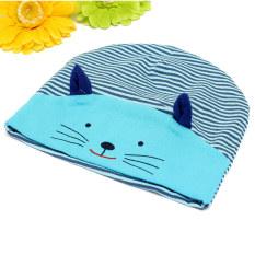 Bayi Baru Lahir Bayi Perempuan Katun Topi Kupluk Anak Balita Kucing Lucu Yang Dapat Membuat Orang