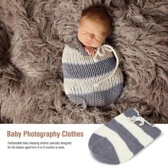 Pencarian Termurah Up to 60%off Bayi Yang Baru Lahir Sleeping Tas Buatan Tangan Rajutan